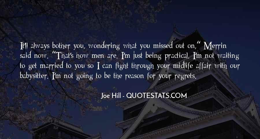 Just Missed Quotes #257790