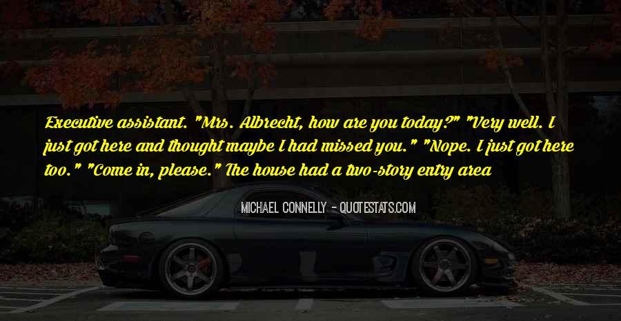 Just Missed Quotes #324429