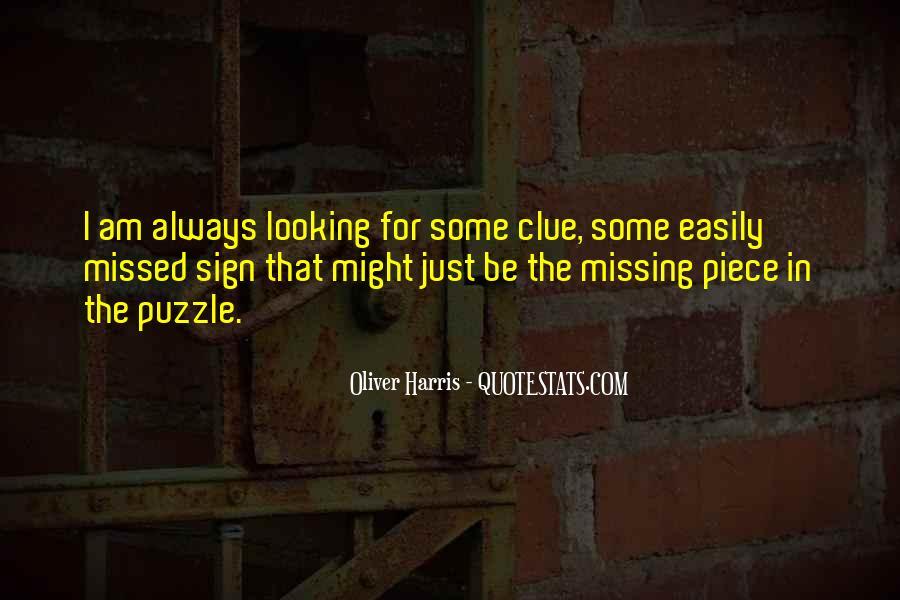 Just Missed Quotes #351807
