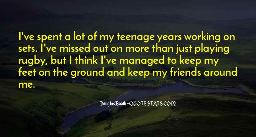 Just Missed Quotes #371059