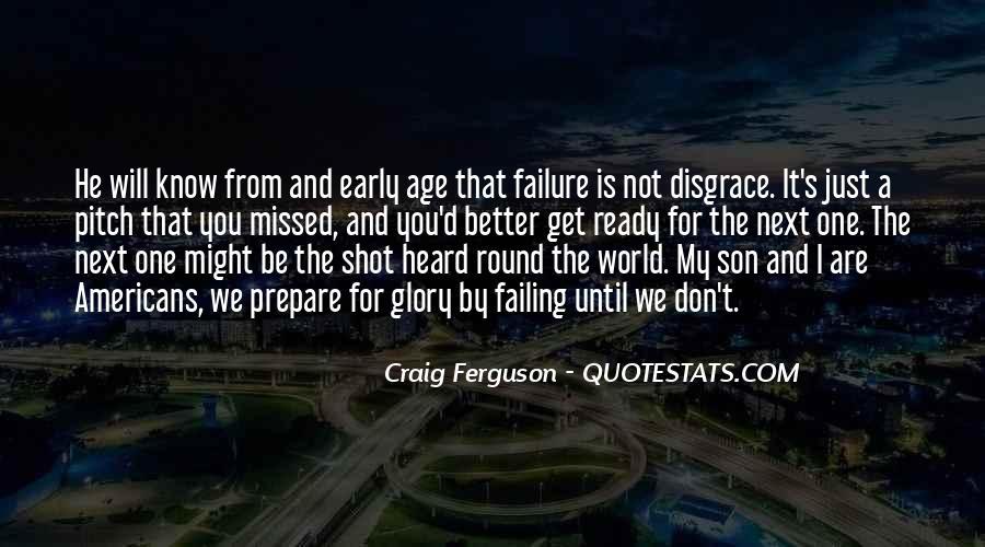 Just Missed Quotes #410690