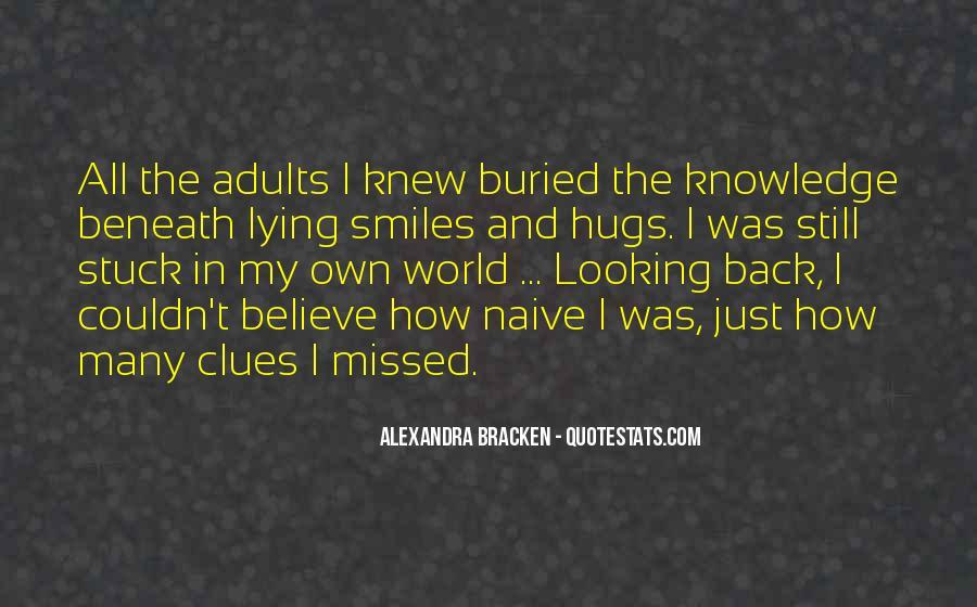 Just Missed Quotes #444679