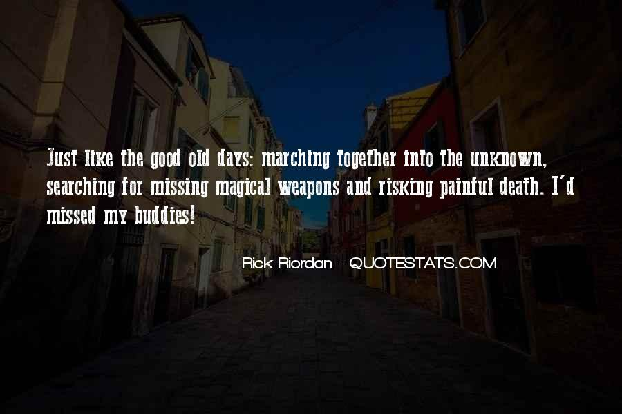 Just Missed Quotes #754300