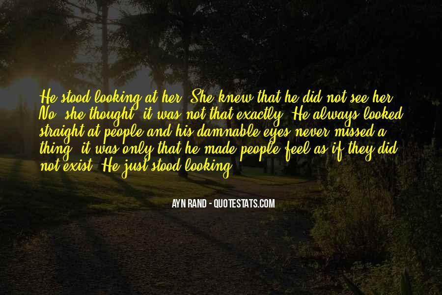 Just Missed Quotes #779783