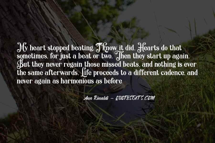 Just Missed Quotes #895270