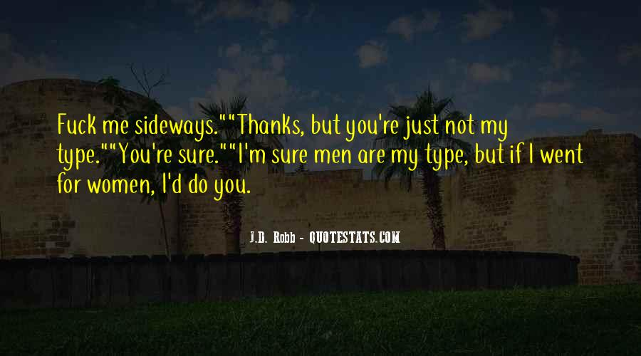 Just My Type Quotes #1121181