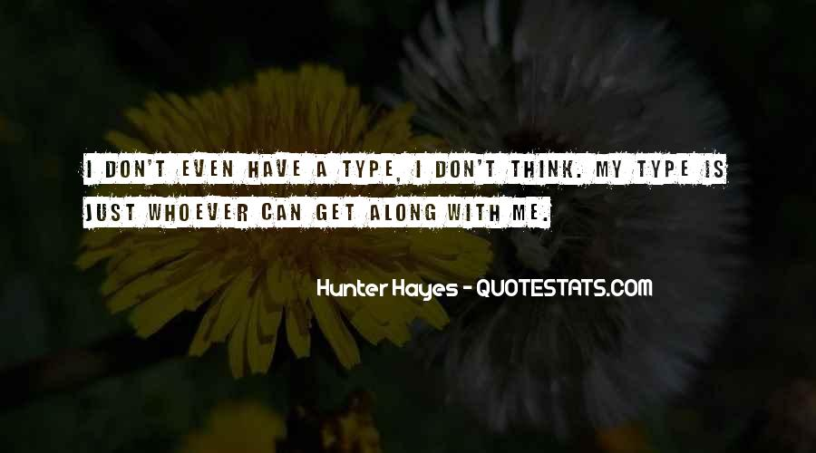 Just My Type Quotes #635858