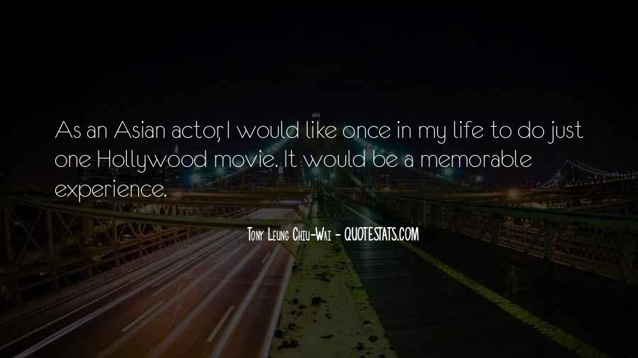 Just Once In My Life Quotes #1701045