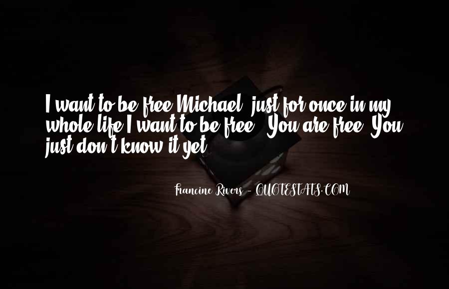 Just Once In My Life Quotes #580951