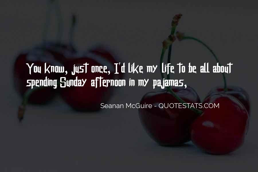 Just Once In My Life Quotes #676447