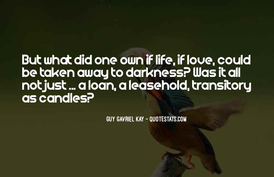 Just One Life Quotes #117121