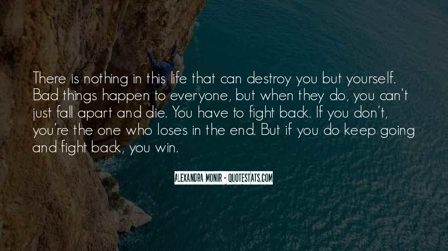 Just One Life Quotes #59971