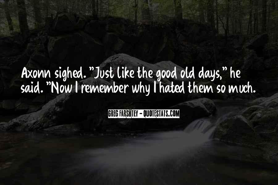 Just Remember Quotes #22149
