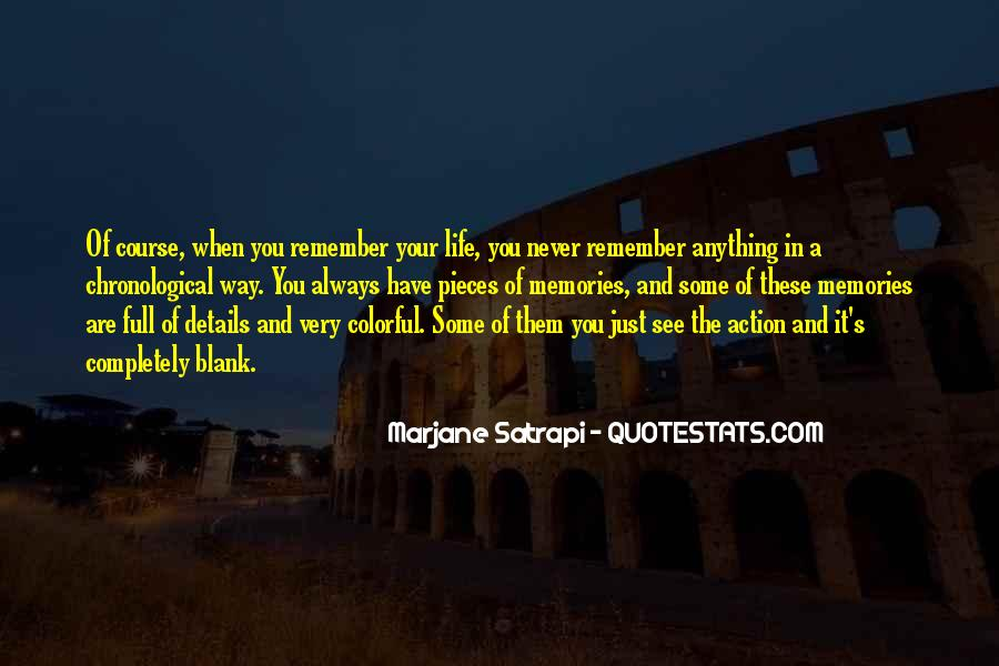 Just Remember Quotes #43558