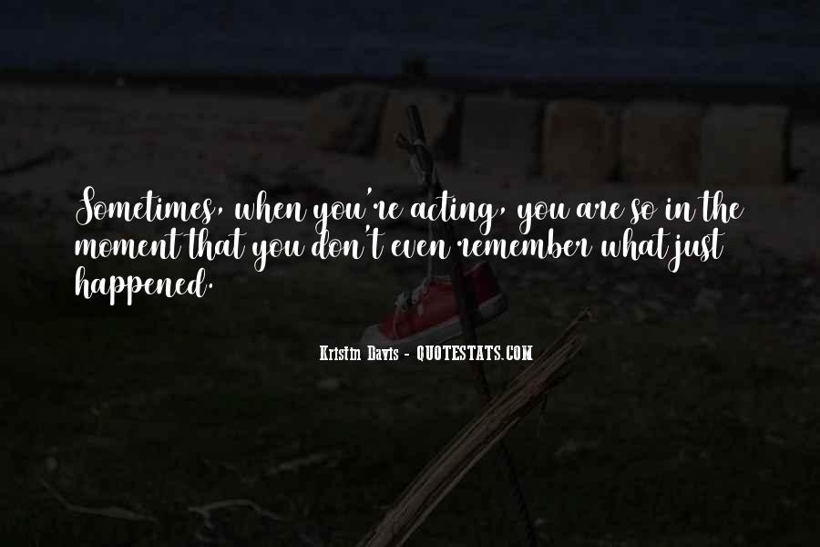 Just Remember Quotes #69449