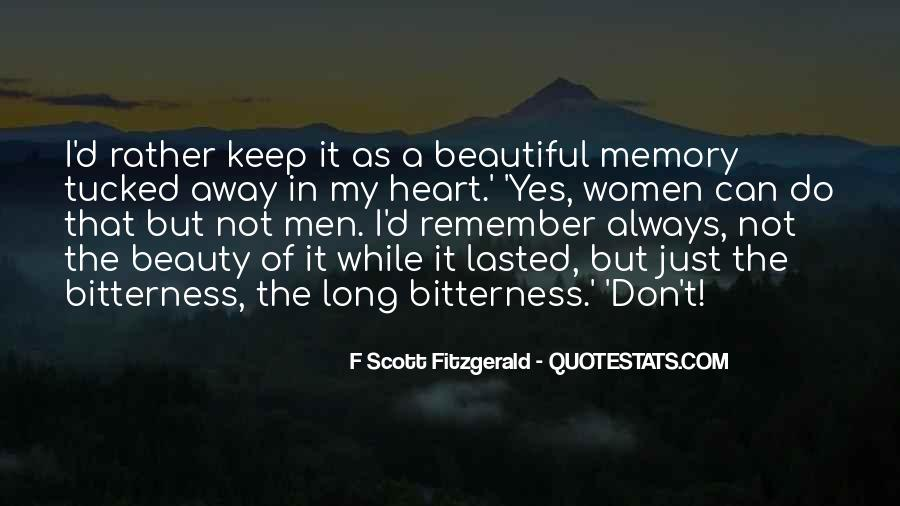 Just Remember Quotes #97841