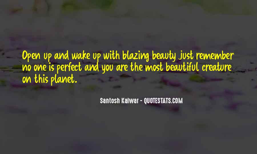 Just Remember You're Beautiful Quotes #1441705