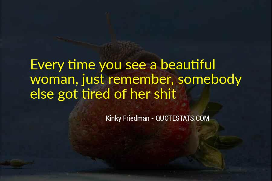 Just Remember You're Beautiful Quotes #355121