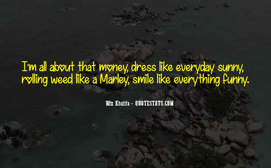 Just Smile Funny Quotes #292149