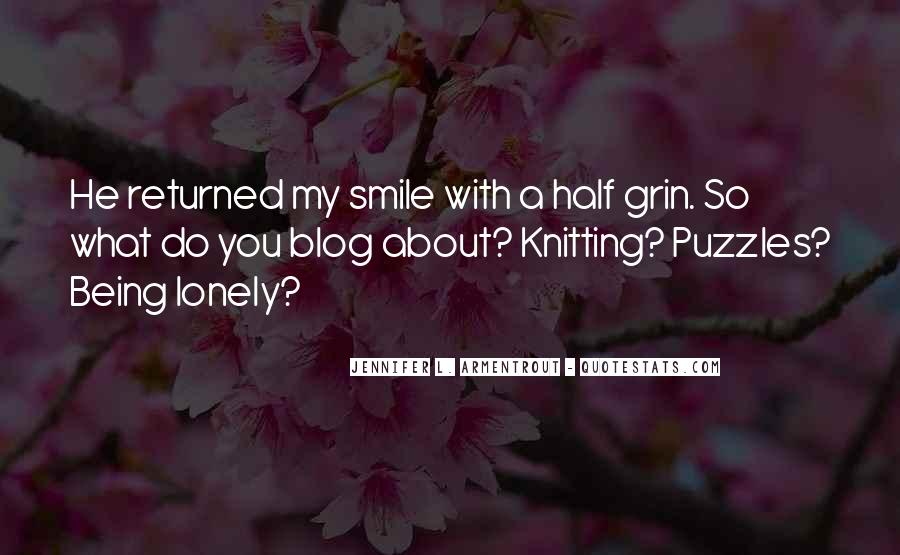 Just Smile Funny Quotes #667154