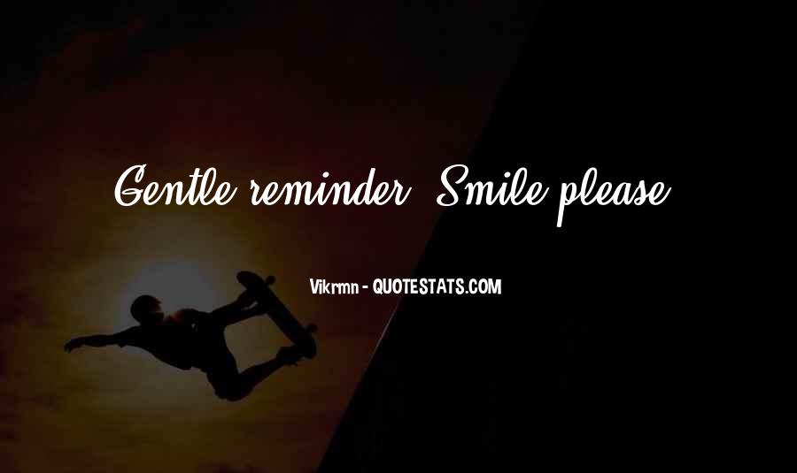 Just Smile Funny Quotes #770268