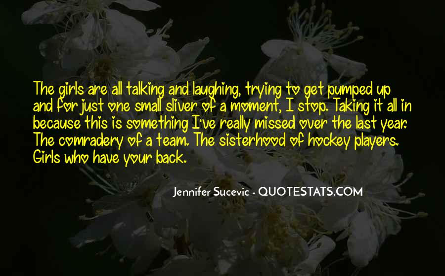 Just Stop Talking Quotes #1233252