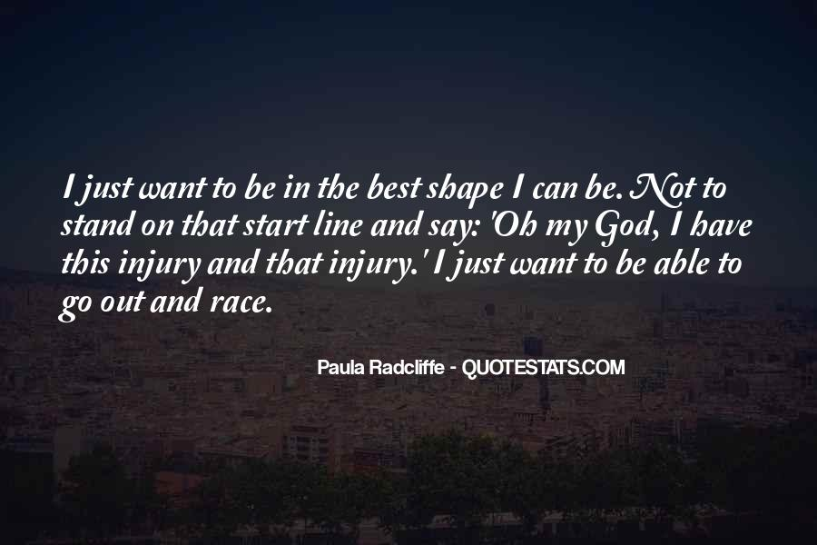 Just The Start Quotes #143012