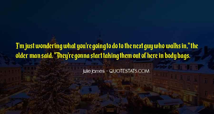 Just The Start Quotes #88599