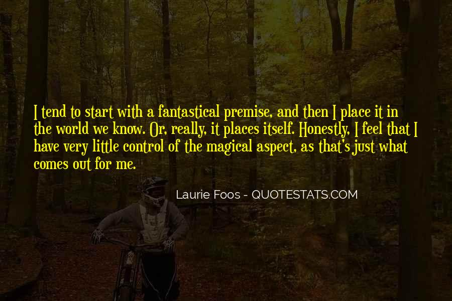 Just The Start Quotes #97033