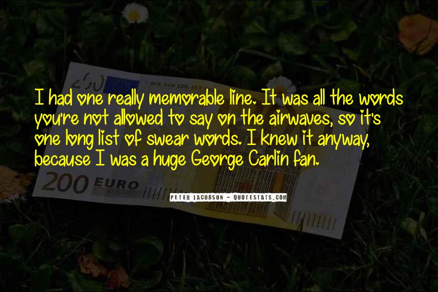 Just The Way You Are Memorable Quotes #17110
