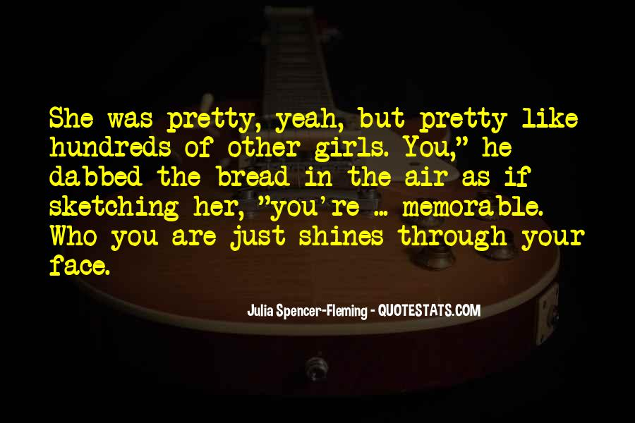 Just The Way You Are Memorable Quotes #61372