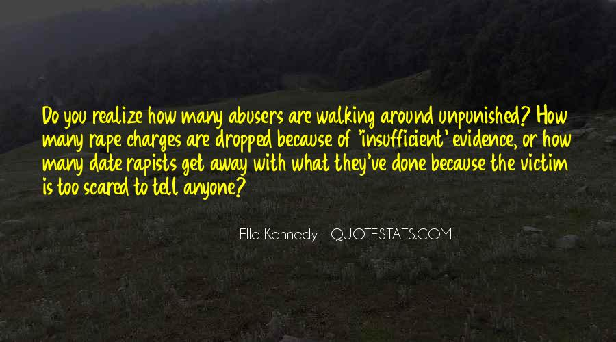 Just Want To Go Far Away Quotes #1447