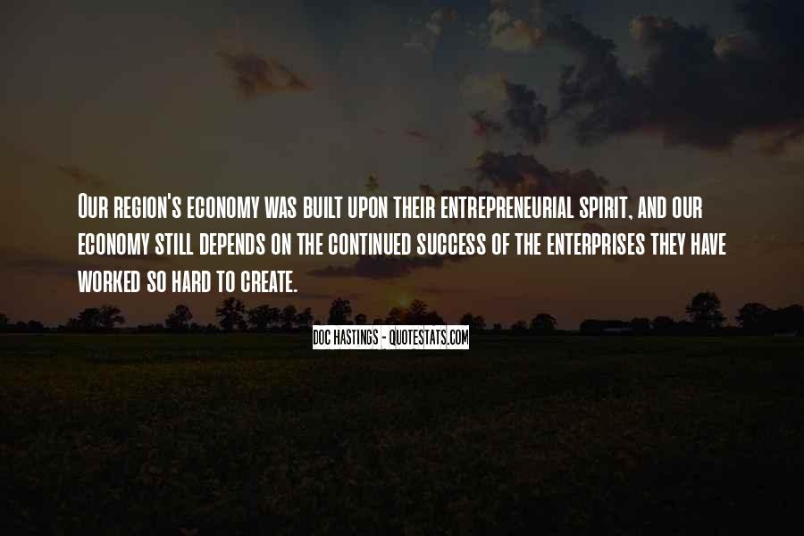 Quotes About Enterprises #272115