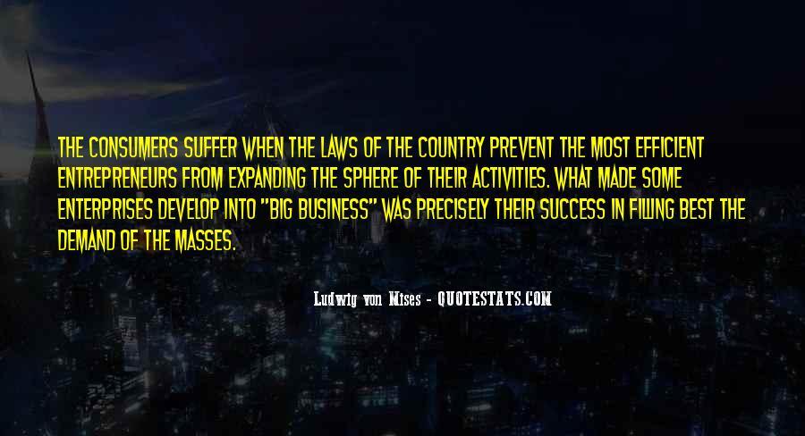 Quotes About Enterprises #536460