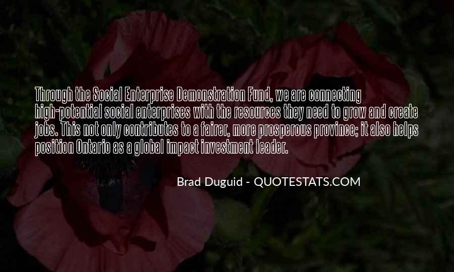 Quotes About Enterprises #670109