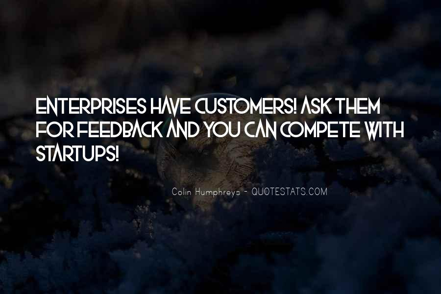 Quotes About Enterprises #762573