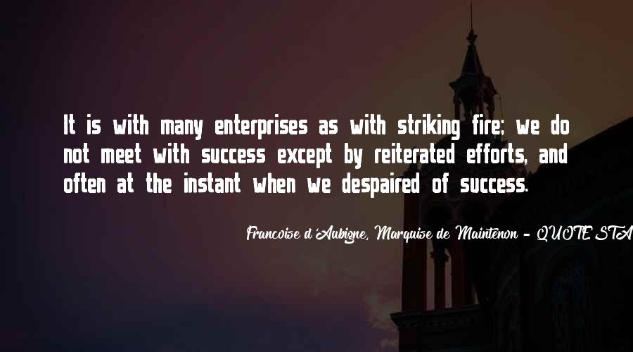 Quotes About Enterprises #993741