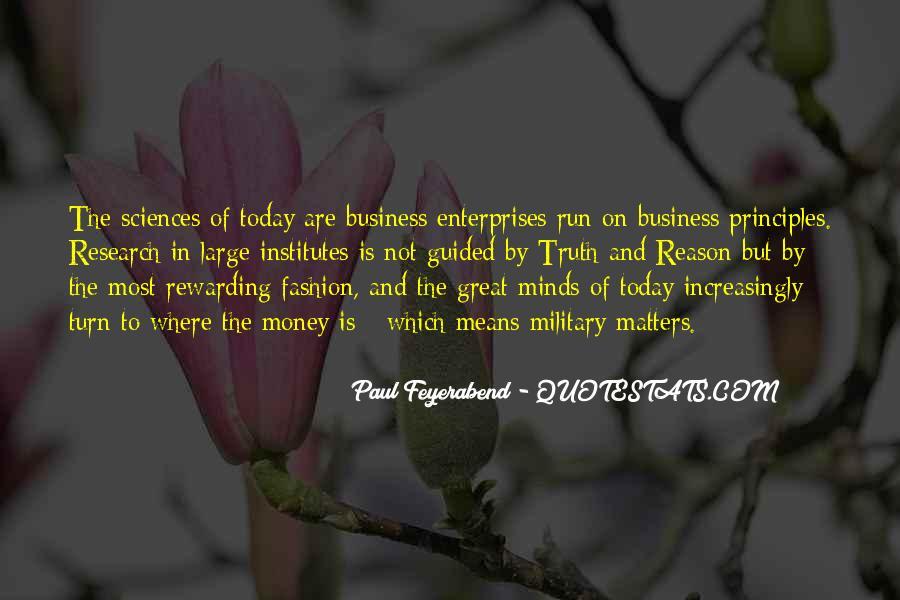 Quotes About Enterprises #994678