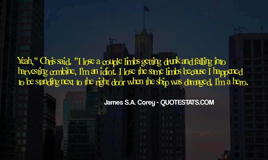 Justification Of Violence Quotes #1871261