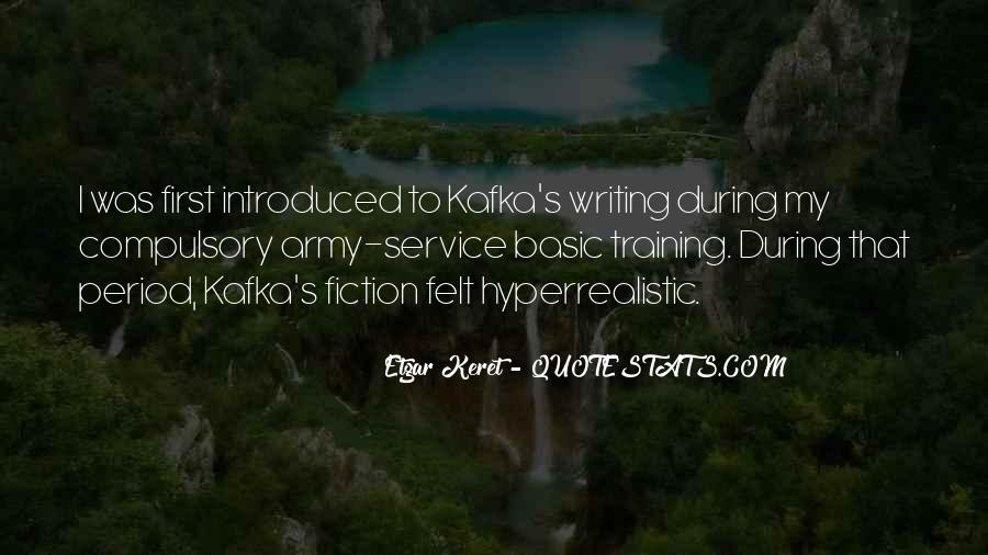 Kafka's Quotes #1355945