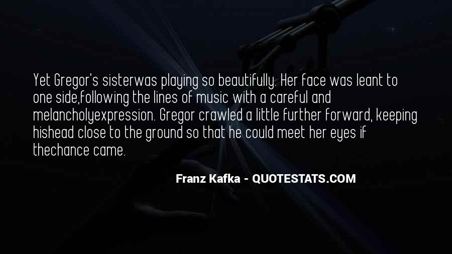 Kafka's Quotes #1476335