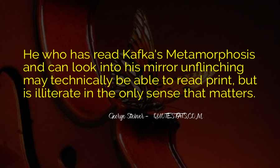 Kafka's Quotes #238362