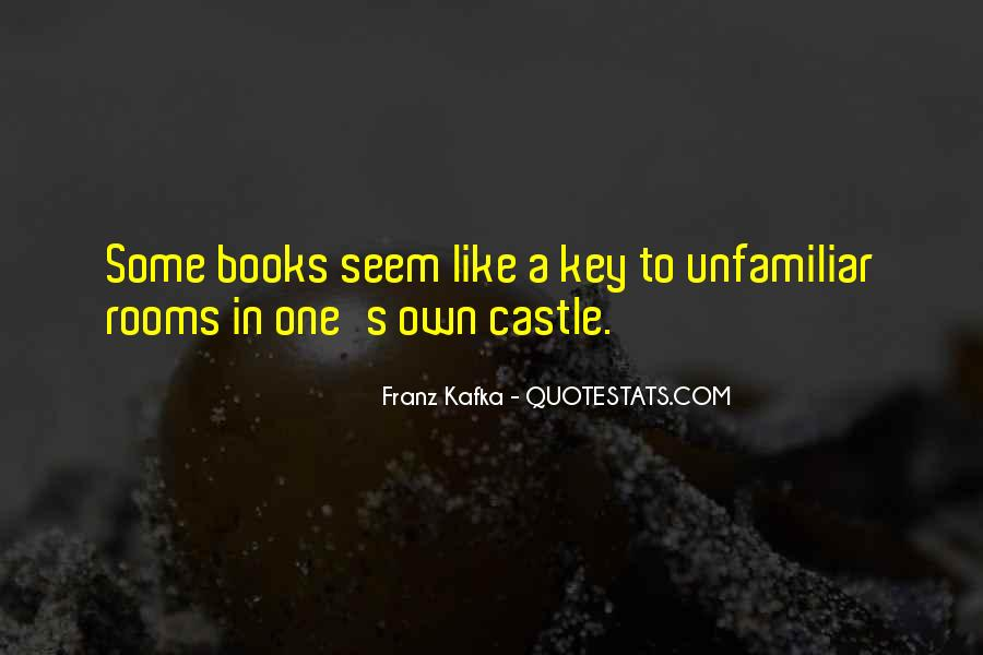 Kafka's Quotes #327446