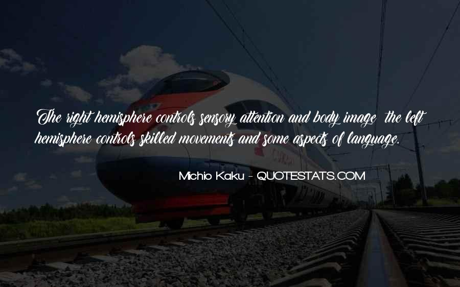 Kaku Michio Quotes #100389