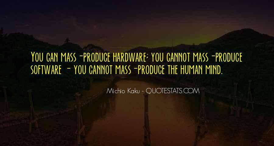 Kaku Michio Quotes #124724