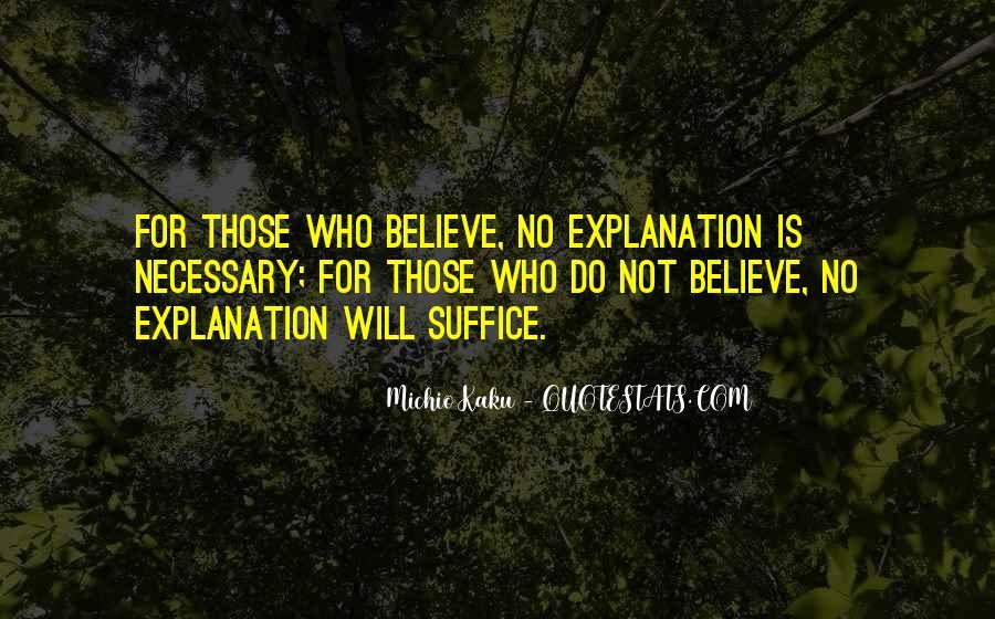 Kaku Michio Quotes #200208
