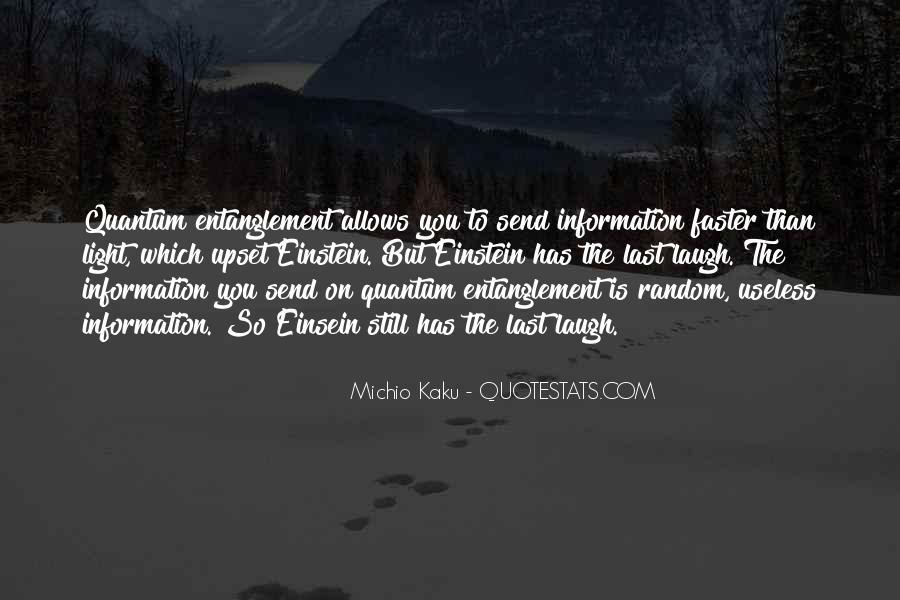 Kaku Michio Quotes #235873