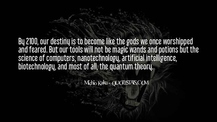 Kaku Michio Quotes #304897