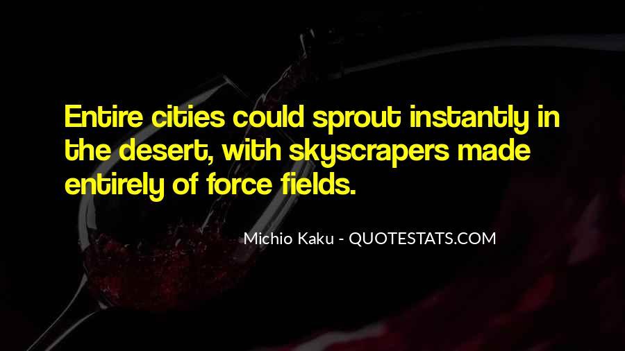 Kaku Michio Quotes #430046