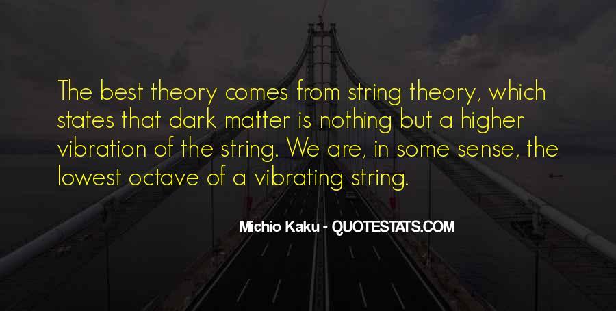 Kaku Michio Quotes #441794
